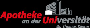 Apotheke an der Universität aus Bielefeld Retina Logo